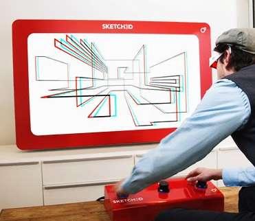 Virtual Etch-a-Sketch