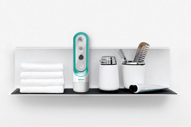 Epidermis-Monitoring Devices