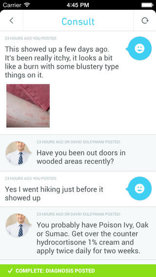 Skin Condition-Identifying Apps