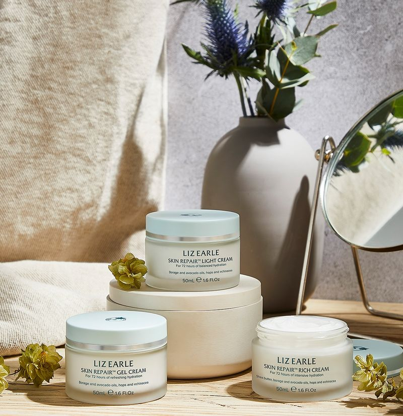 Ultra-Replenishing Skin Creams