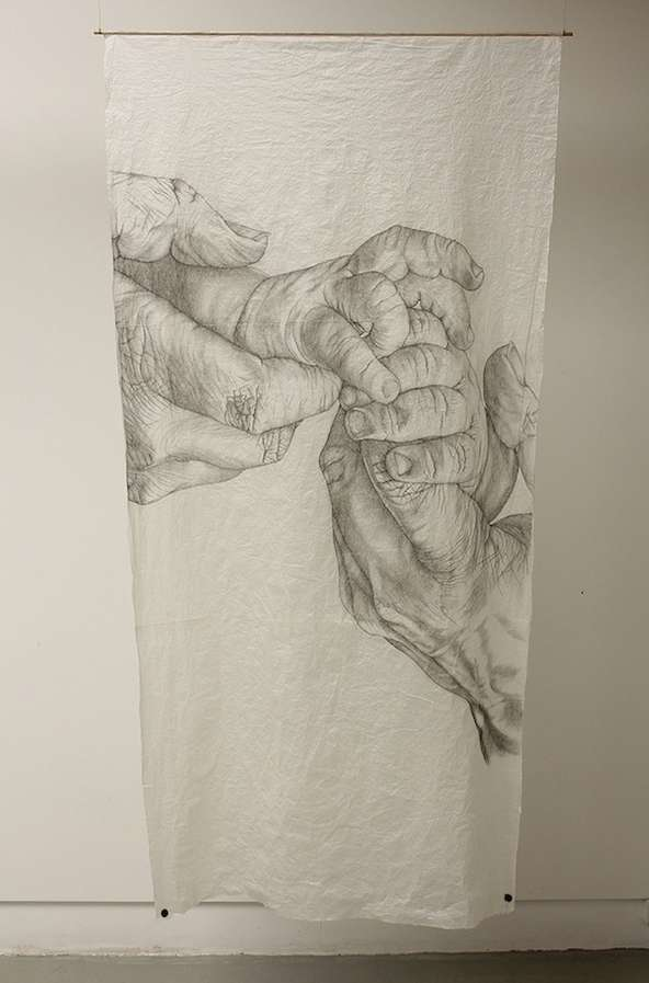 Intimate Hand Portraits