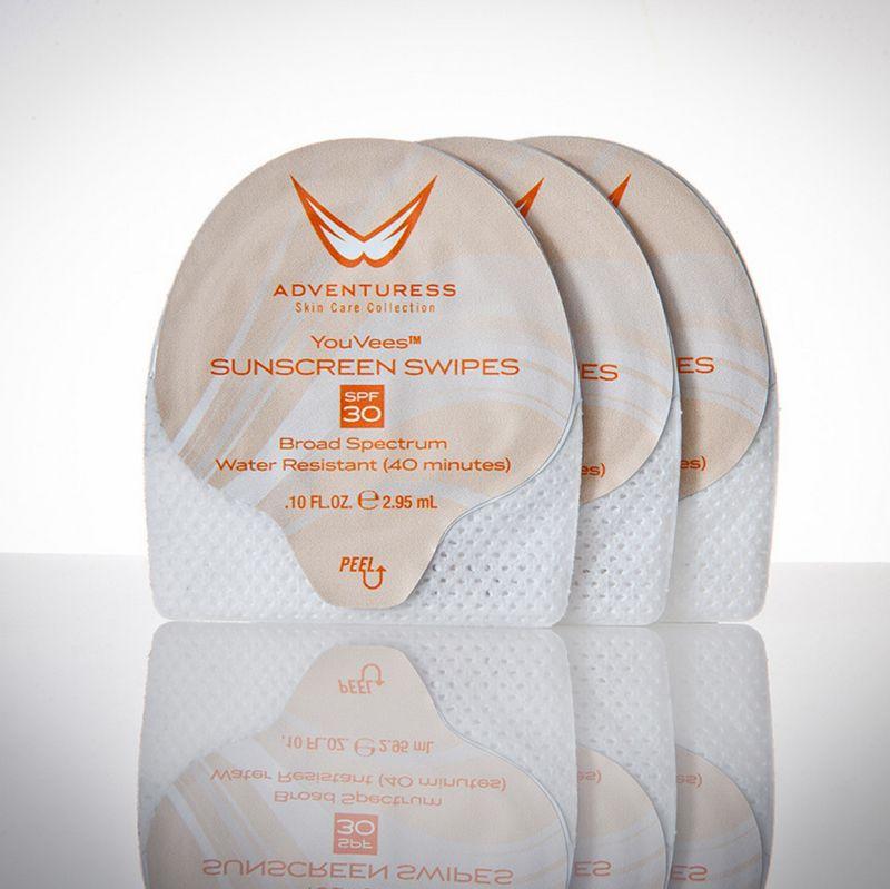 Skin Wipe Packets