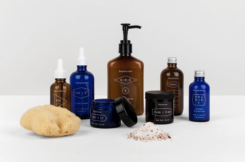 Elemental Skincare Branding