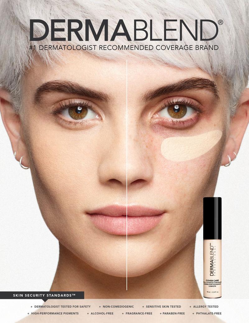 Lasting Skin-Caring Concealers