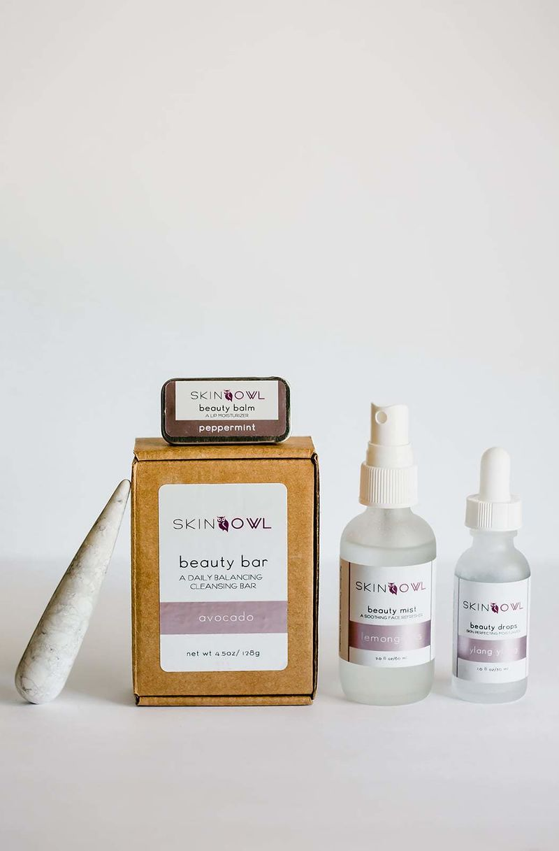 Teen-Friendly Skincare Sets