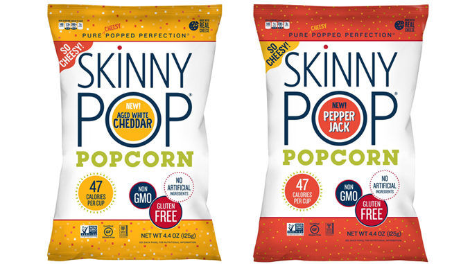 Free-From Popcorn Snacks