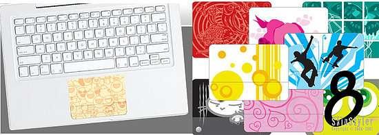 Innovative Custom Laptop Decor