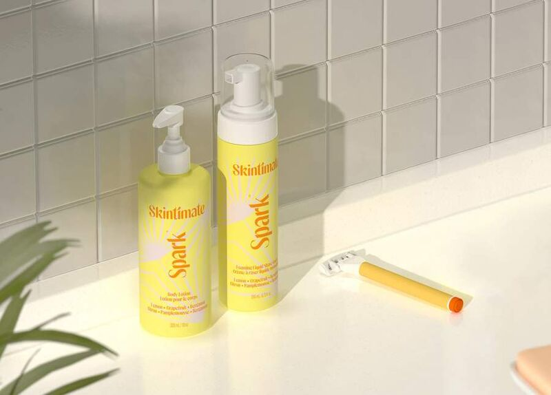 Mood-Boosting Shower Collections