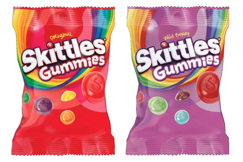 Remixed Gummy Candies