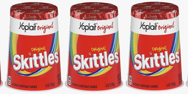 Candy-Flavored Yogurts