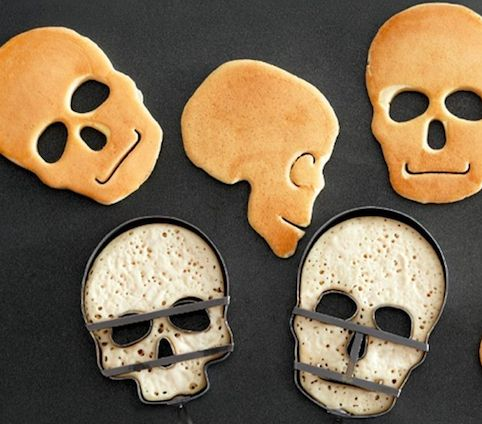 Creepy Breakfast Molds