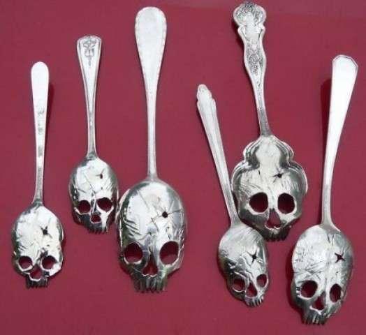 Macabre Cutlery