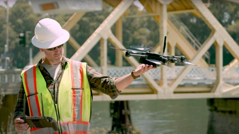 Professional Field-Ready Drones
