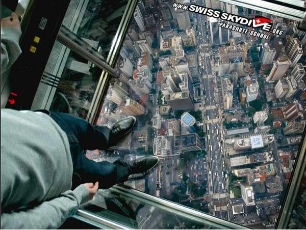 Skydiving Elevators