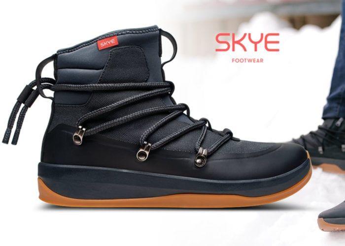 Hybrid Seasonal Slip-on Boots