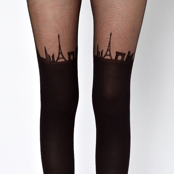Romantic Parisian Tights