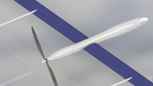 Internet-Providing Drones