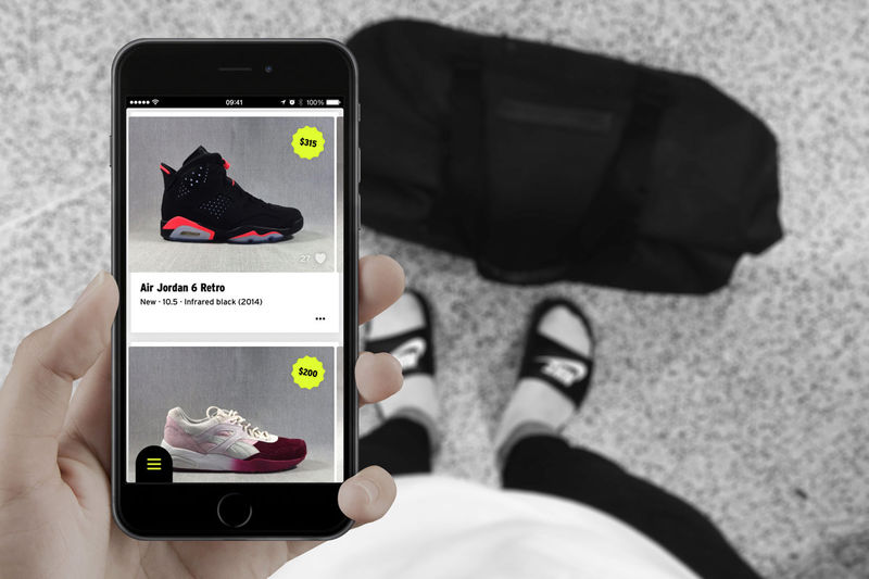 Sneaker-Selling Apps