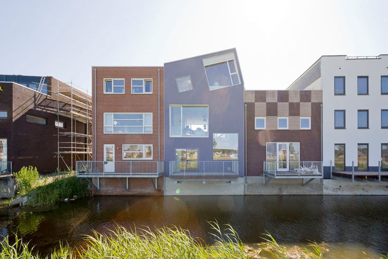 Slanted Attic Homes