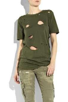$1,625 Ripped Shirts