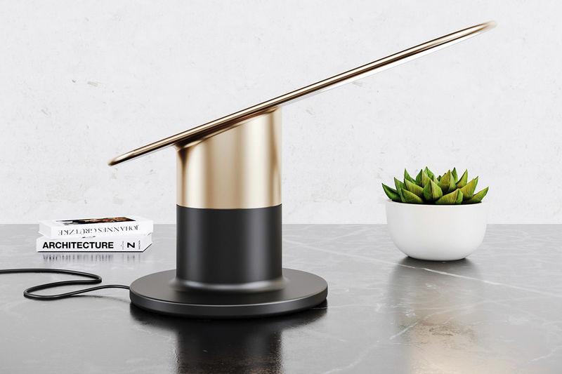 Rotating Geometric Lighting Solutions