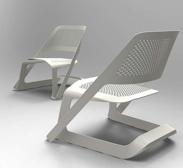 Sleek Sled-Inspired Chairs
