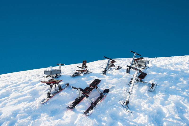 Eight-in-One Sled Designs