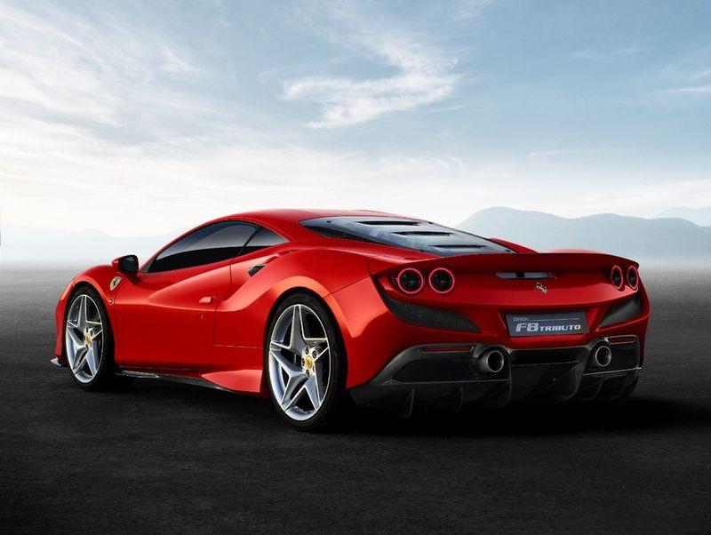 Sleek Italian Supercars