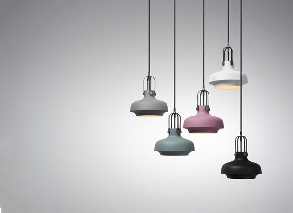 Contemporary Low Hanging Fixtures