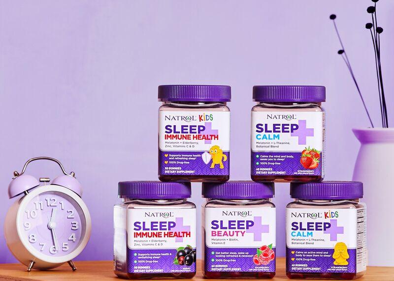 Sleep Aid Gummies
