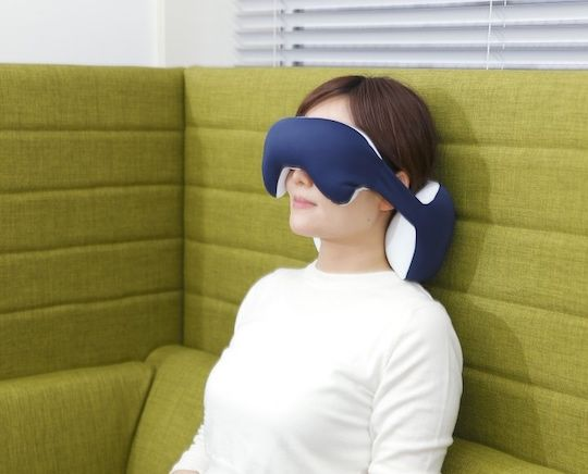 Pillowy Eye Masks