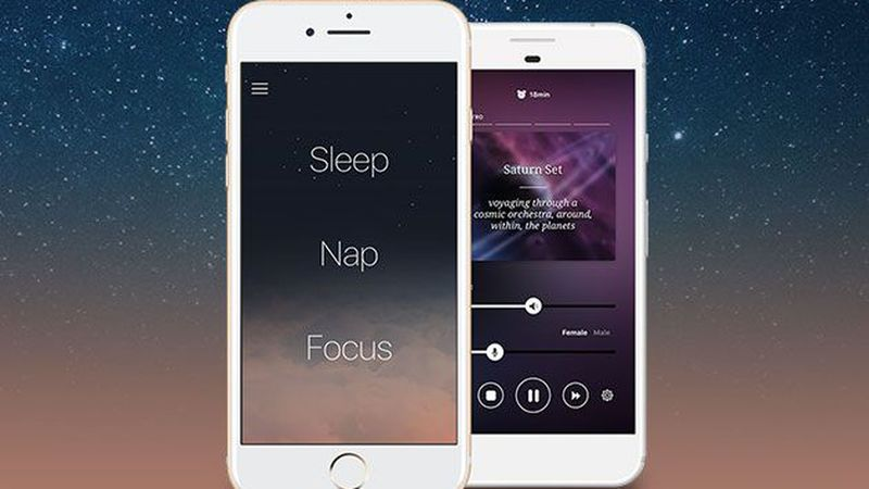 Ambient Sleep Apps