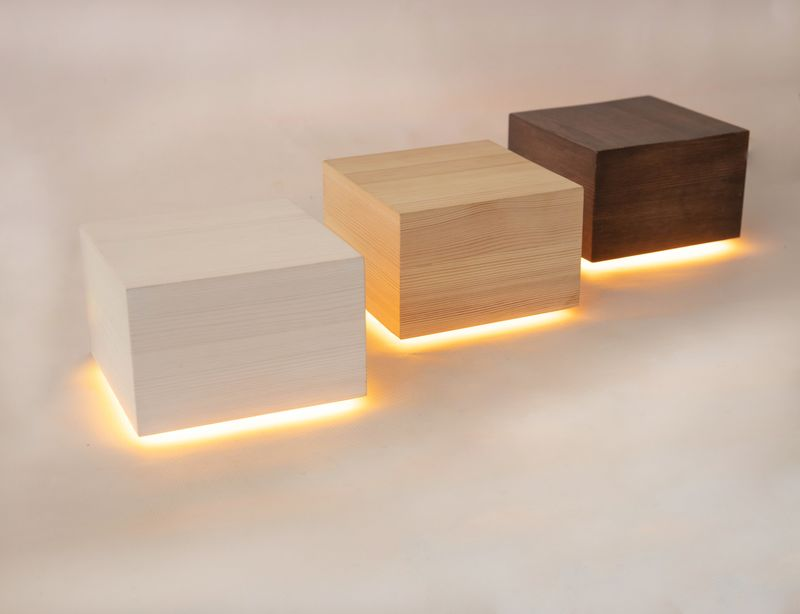 Light-Emitting Sleep Boxes