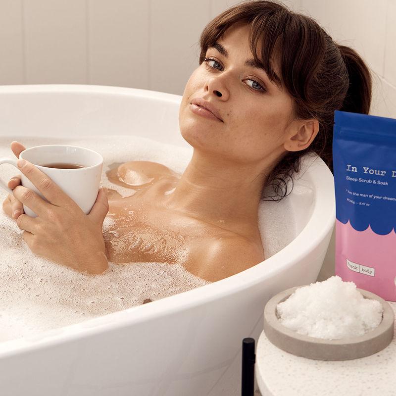 2-in-1 Relaxing Bath Scrubs