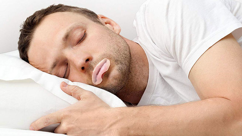 Mouth-Sealing Sleep Solutions