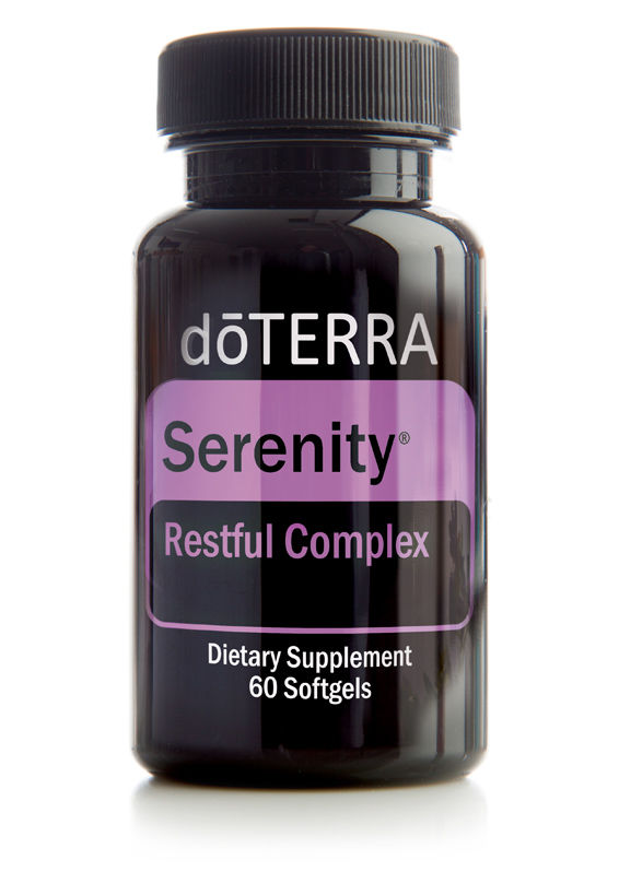 Rest-Supporting Softgels