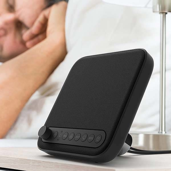 Slumber-Optimizing Bedside Speakers