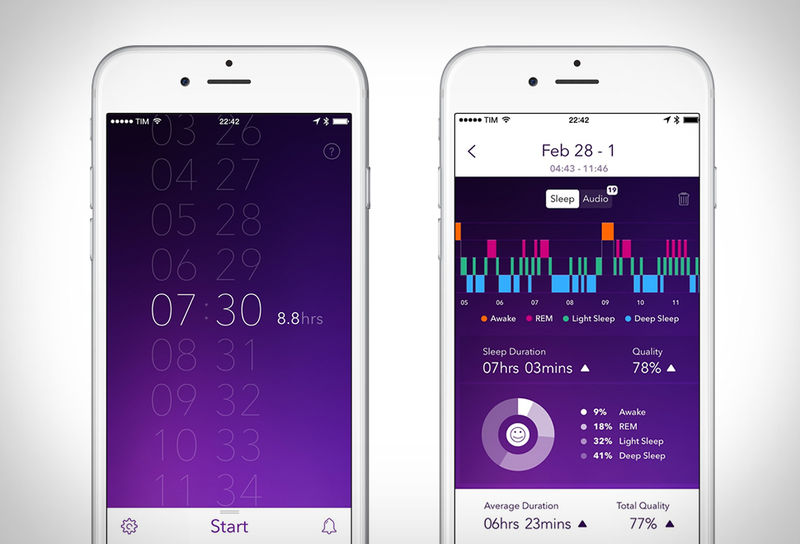 Sleep Tracking Alarm Apps