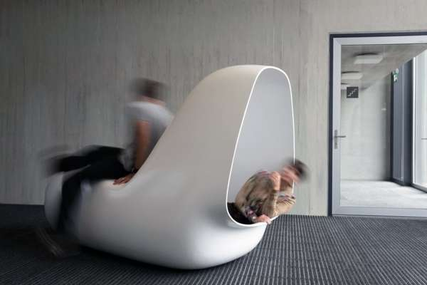 Sinuous Slumber Pods