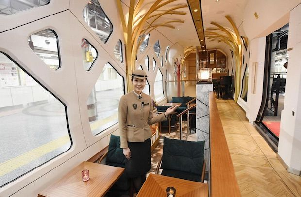 Luxurious Sleeper Trains