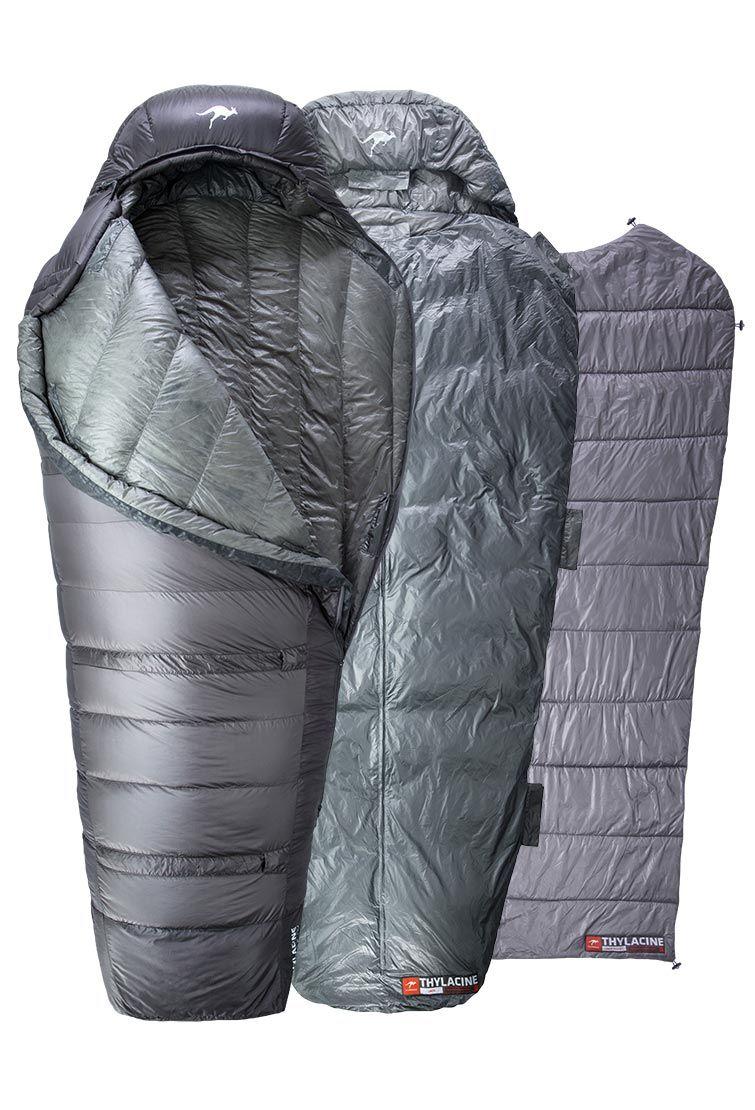 Modular Sleeping Bags