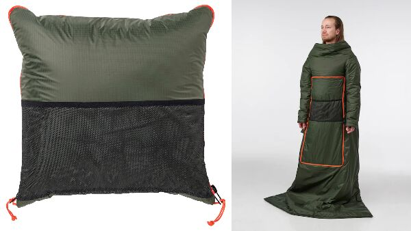 Wearable Camping Cushions