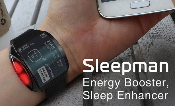 Energy-Tracking Wearables