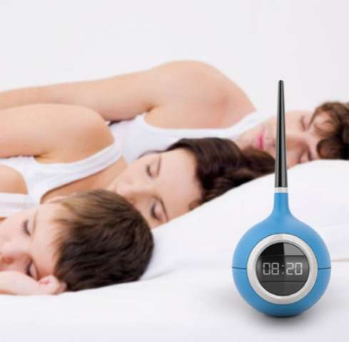Anti-Snooze Alarm Clocks