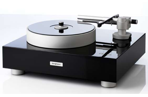 Zero-Gravity Record Players