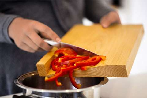 Bevelled Chopping Boards