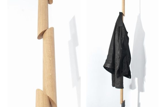 Chopped Up Coatracks