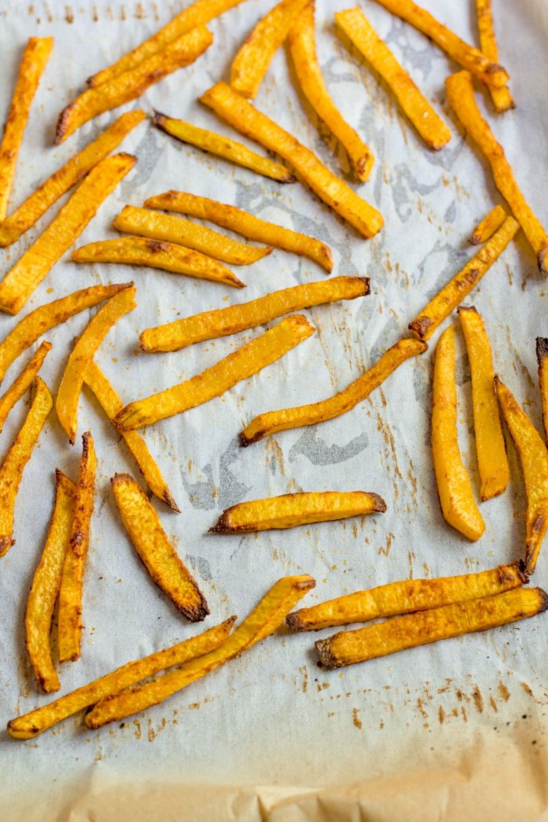 Baked Gourd Fries