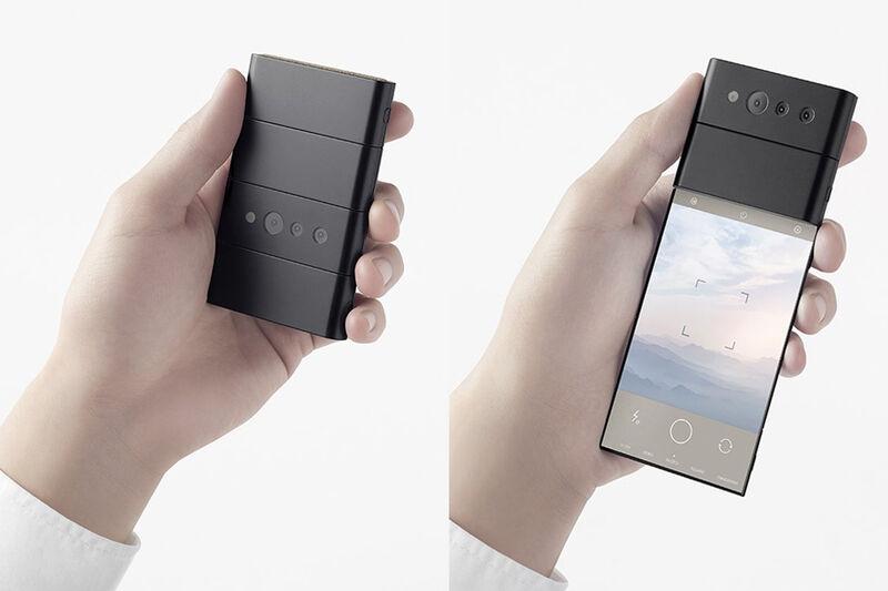 Triple-Folding Smartphones