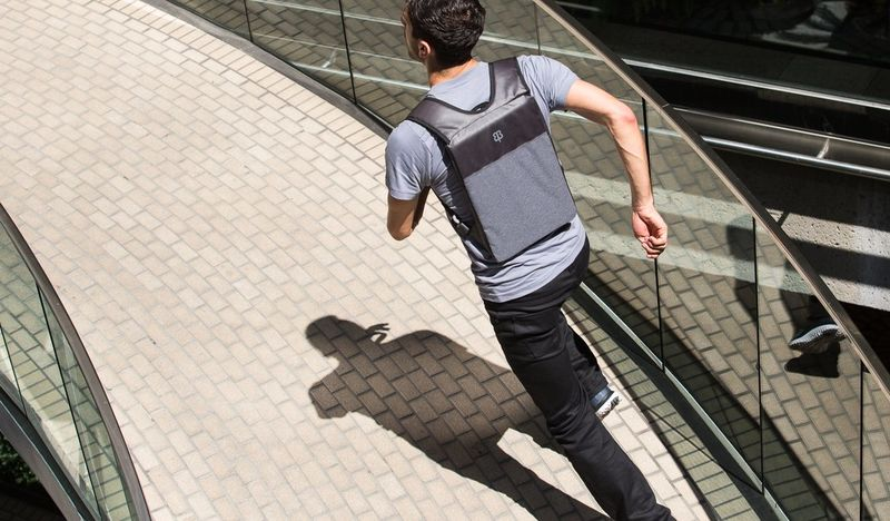 Ultra-Slim Backpacks